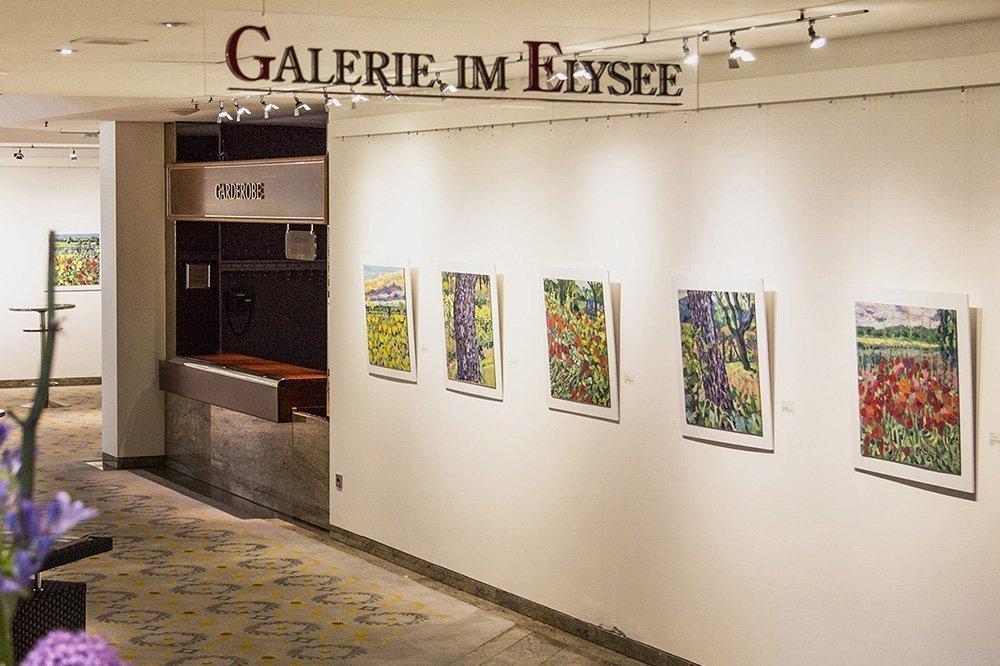 Experience Art Elysee Hotel Ag Hamburg