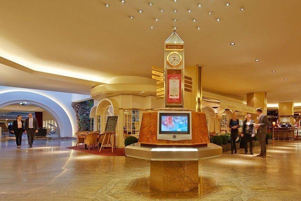 News Elysee Hotel Ag Hamburg