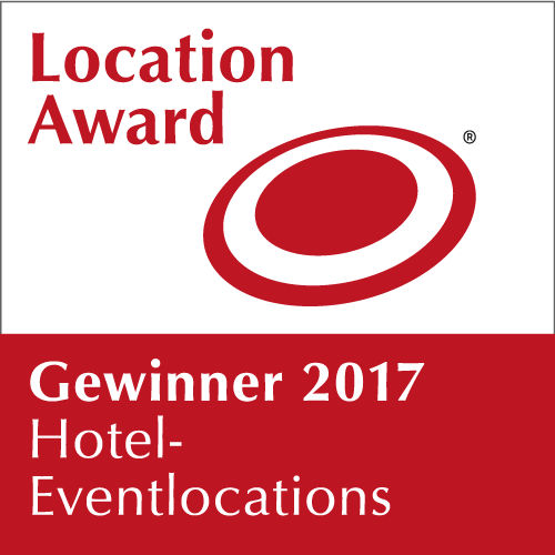 Logo des Hotel Location Awards Gewinner 2017