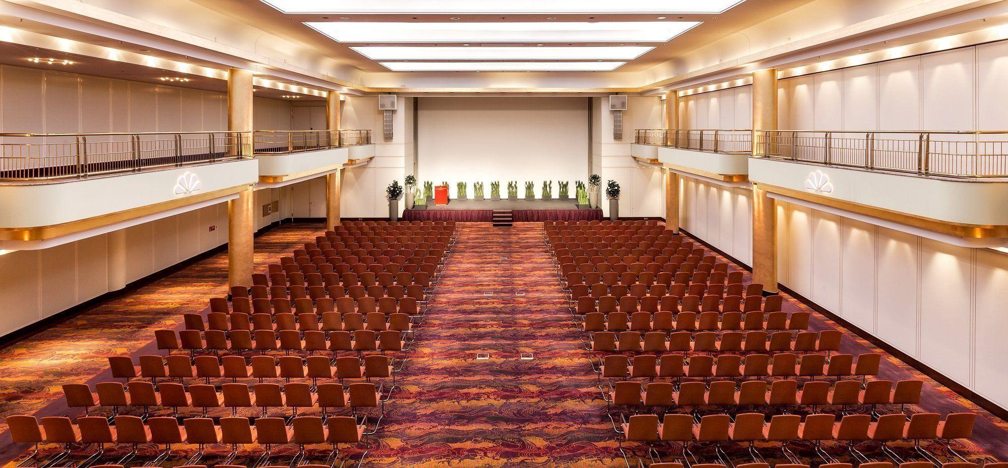 Premises And Technology Elysee Hotel Ag Hamburg