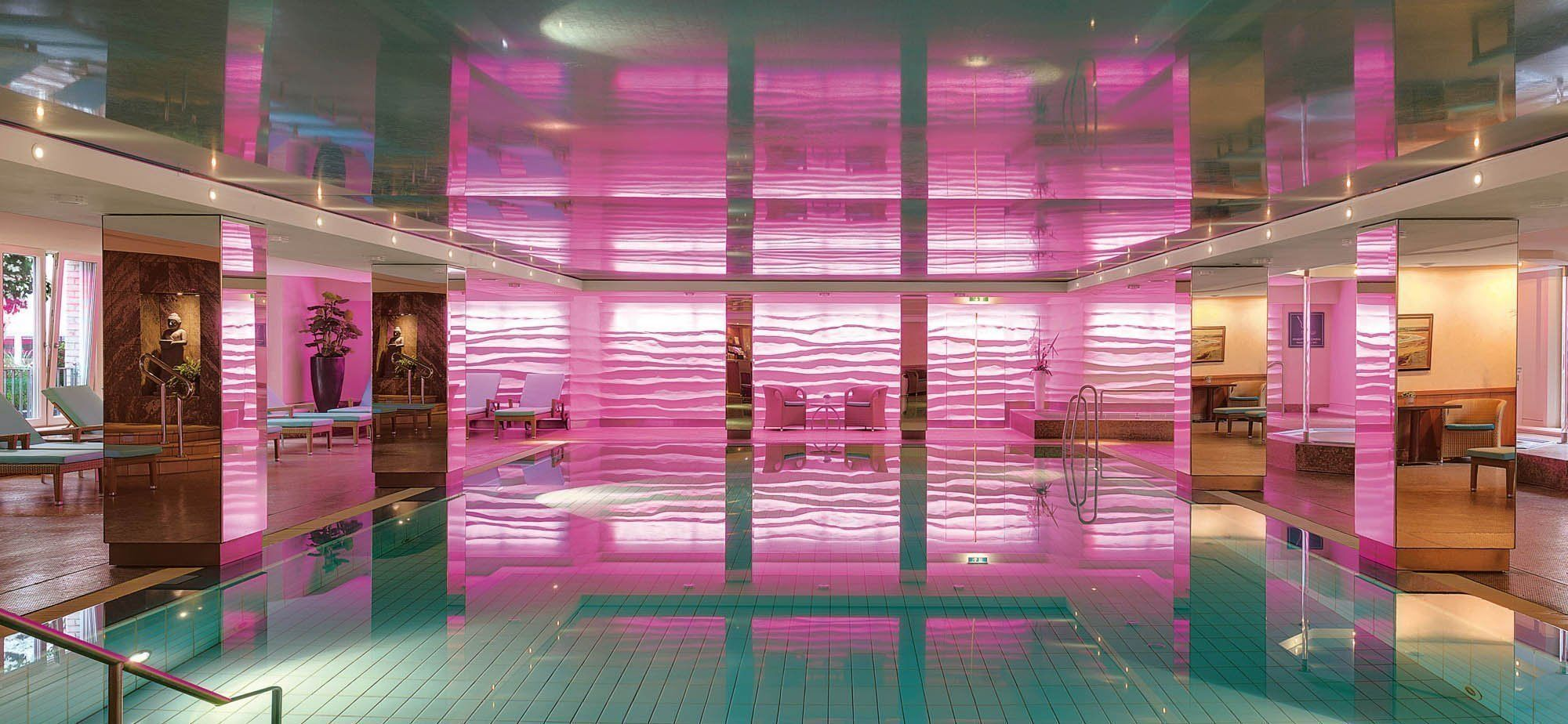 Hotel Mit Pool In Hamburg Grand Elysee