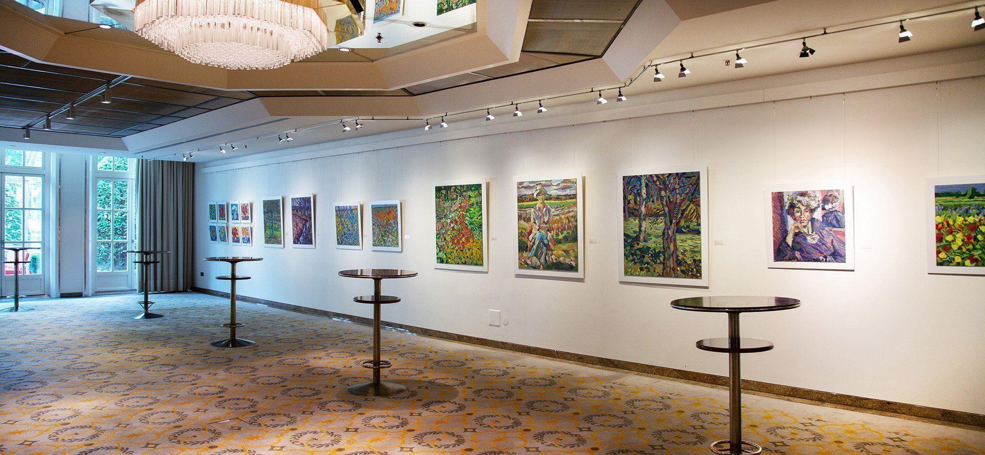 Gallery In The Elysee Elysee Hotel Ag Hamburg