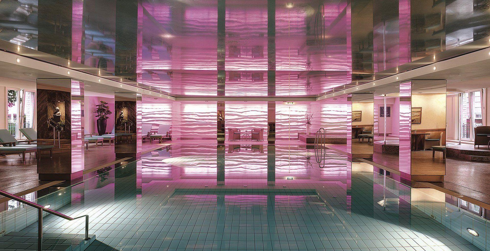 Wellness Spa Elysee Hotel Ag Hamburg